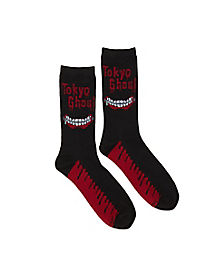 Tokyo Ghoul Crew Socks