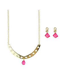 Kids Shine Necklace and Earring Set - Shimmer and Shine