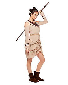 Adult Rey Dress - Star Wars
