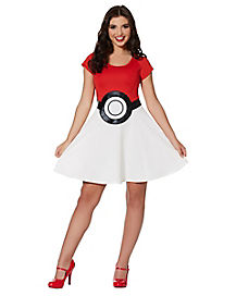 Pokeball Dress - Pokemon