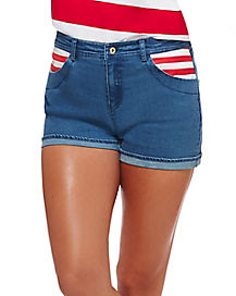 Adult Wenda Shorts – Where's Waldo