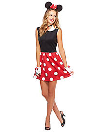 Minnie Mouse Dress Costume - Disney