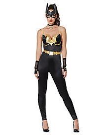 Adult Batgirl Catsuit - DC Comics
