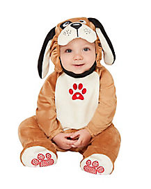 Baby Precious Pup One Piece Costume