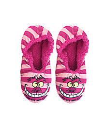 Cheshire Cat Slippers - Disney
