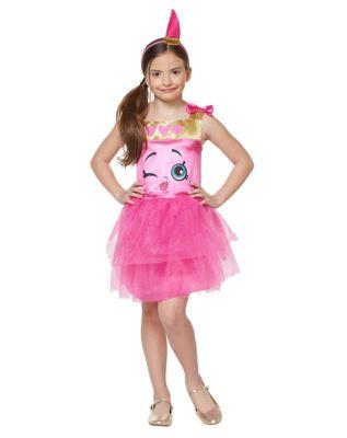 Kids Lippy Lips Costume - Shopkins