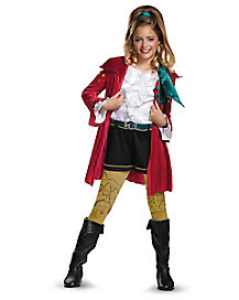 Tween CJ Costume Deluxe - Descendants