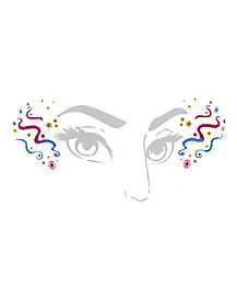 Kids Jordan Makeup Decal - Descendants