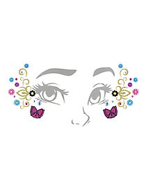 Ally Face Decal - Descendants