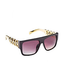 Pimp Chain Link Sunglasses
