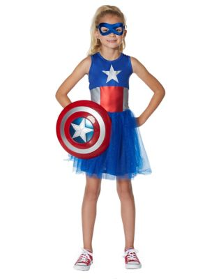 Captain America Tutu Dress - Marvel