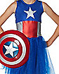 Kids Captain America Tutu Dress - Marvel