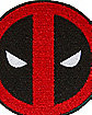 Deadpool Iron-On Patch - Marvel Comics