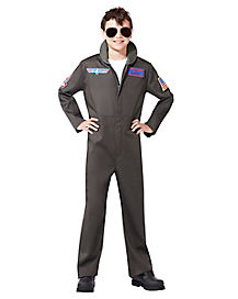 Kids Flight Suit - Top Gun