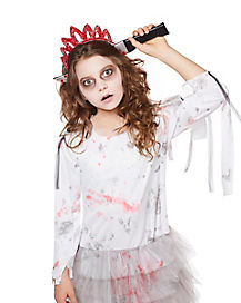 Kids Horror Zombie Headband