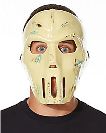 Adult Casey Jones Mask Deluxe - TMNT