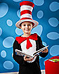 Kids Cat in the Hat Costume - Dr. Seuss