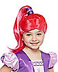 Kids Shimmer Wig Deluxe - Shimmer and Shine