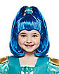 Kids Shine Wig Deluxe - Shimmer and Shine
