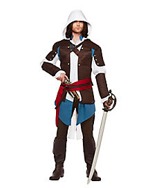 Adult Edward Kenway Costume - Assassin's Creed