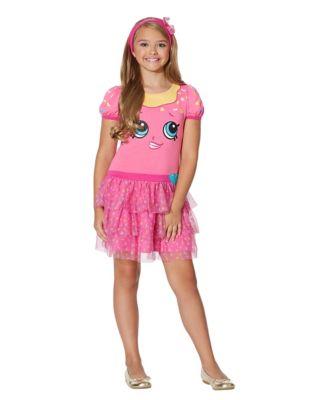 Kids Delicious Donut Costume - Shopkins