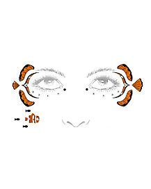 Nemo Face Decal - Finding Dory