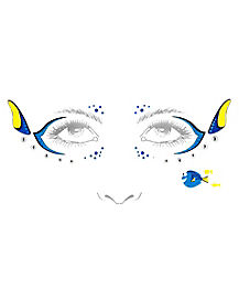 Dory Face Decal - Finding Dory