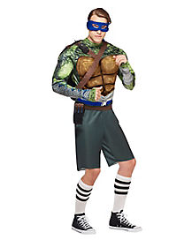 Adult TMNT Leonardo Costume – Out Of The Shadows