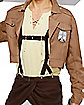 Adult Eren Jaeger Costume - Attack on Titan