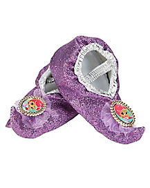 Kids Shimmer Slippers Deluxe - Shimmer and Shine