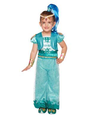 Toddler Shine Costume Deluxe Shimmer