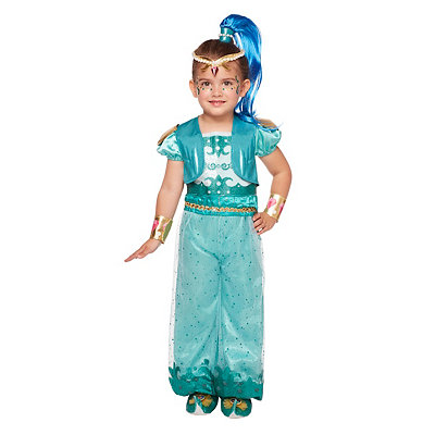Deluxe Shimmer And Shine Costume