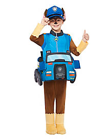 Toddler Chase Ridealong Costume - Paw Patrol