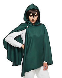 Scout Cape and Wig Set - Attack on Titan