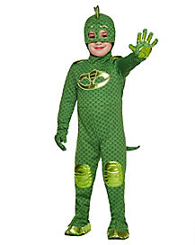 Toddler Gekko One Piece Costume - PJ Masks
