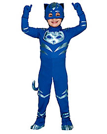 Toddler Catboy One Piece Costume - PJ Masks