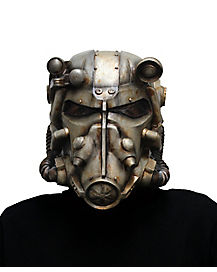 Kids Power Armor Helmet - Fallout