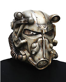 Power Armor Helmet - Fallout