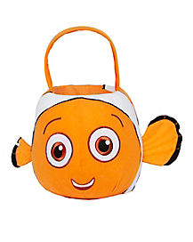 Nemo Plush Bucket - Finding Dory