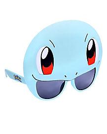 Squirtle Sunstache - Pokemon