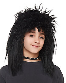 Boys Rockstar Wig