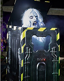 2.5 Ft Cryo Chamber Corpse Animatronics – Decorations