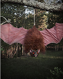 4.9 Ft Screeching Bat Animatronics – Decorations