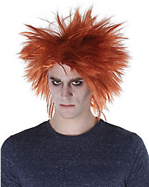 Red Horror Wig