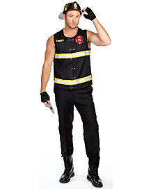 Adult Fire Away Costume