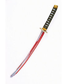 Bleeding Ninja Sword