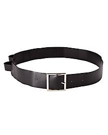 Black Holster Belt