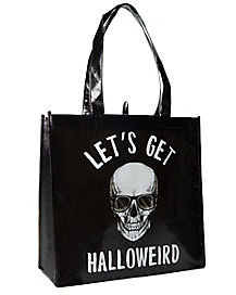 Let's Get Halloweird Tote Bag