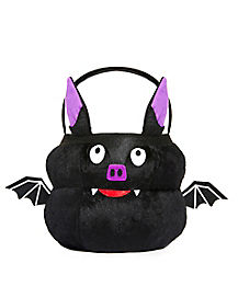 Bat Plush Bucket