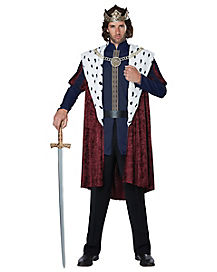 Adult Storybook King Costume